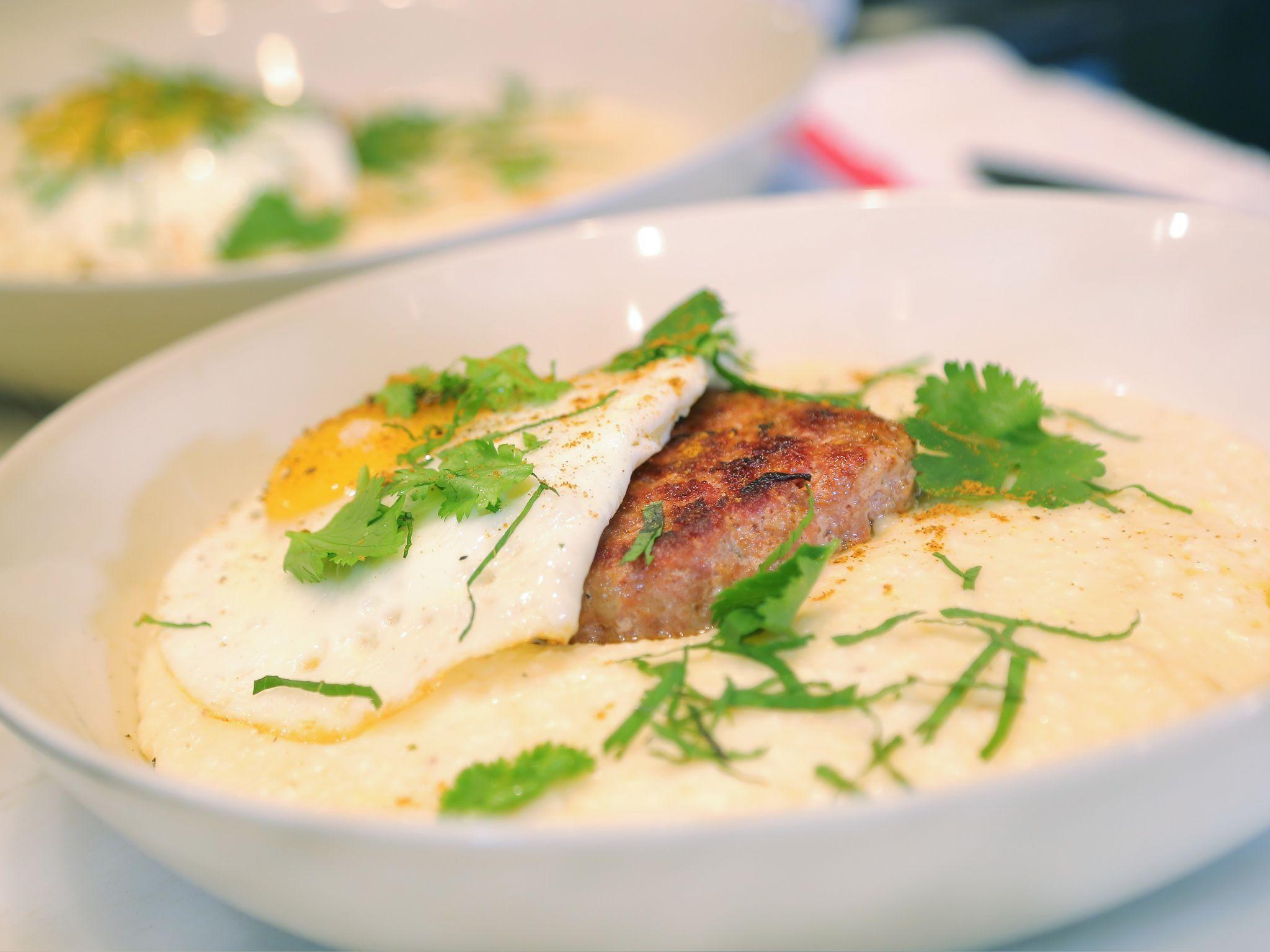 Gralehaus Lamb And Grits Recipe Food Network Recipes