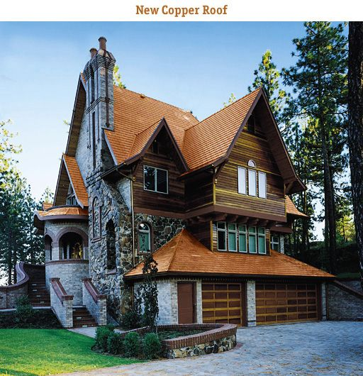 Gallery Metal Siding That Looks Like Stone Gorgeous Copper