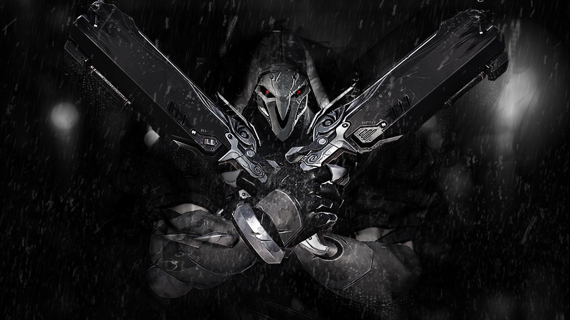 Rain Reaper Full HD Wallpaper and Background 1920x1080