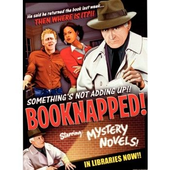 Booknapped Poster