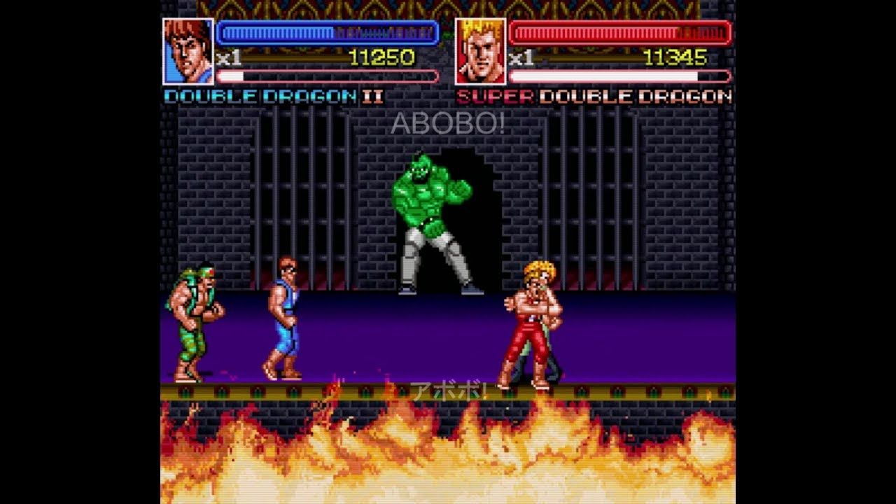 Pin By Ali Mohsin On Memories Double Dragon Dragon Doubles