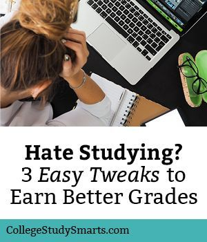 how to make good grades