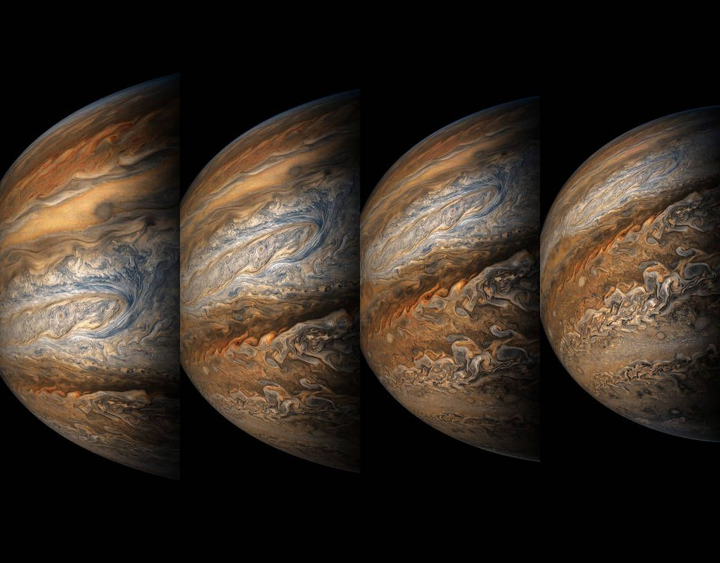 Juno's Eighth Close Approach to Jupiter Juno Mission to