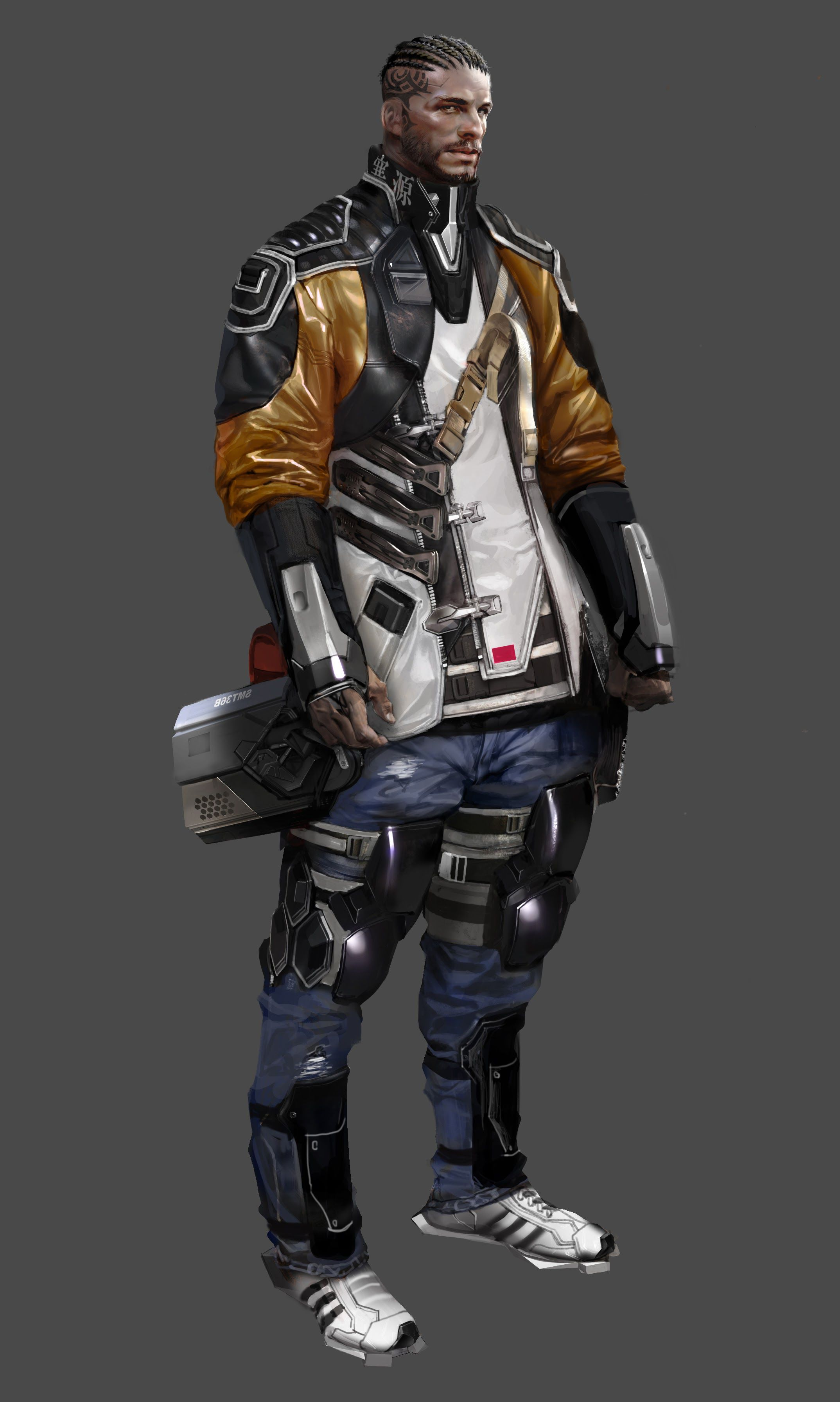 Pin on Characters: Women - Modern / Sci-Fi