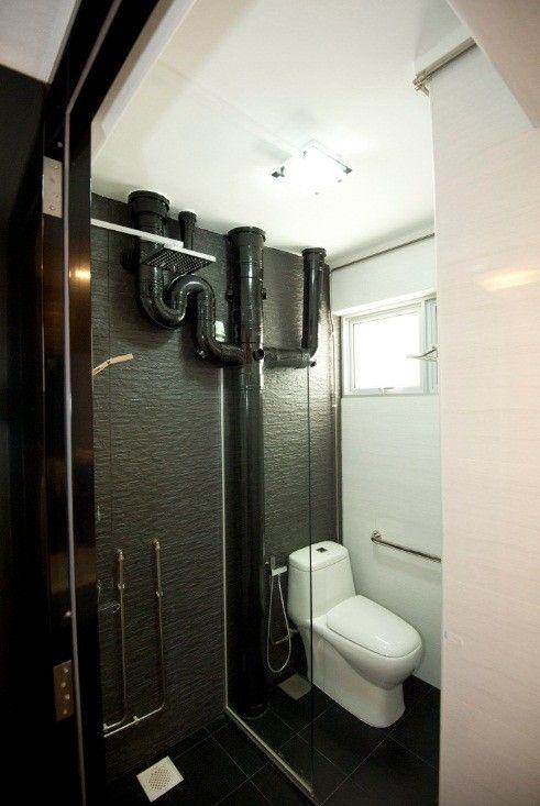 3 Room Hdb Interior Design Ideas: Awesome 11 Small Bathroom Ideas For Your HDB