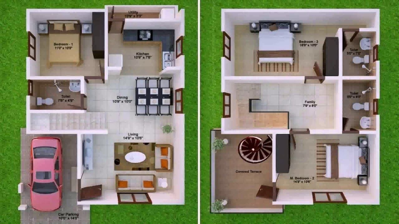 600 Sq Ft House Interior Design Duplex House Design Indian