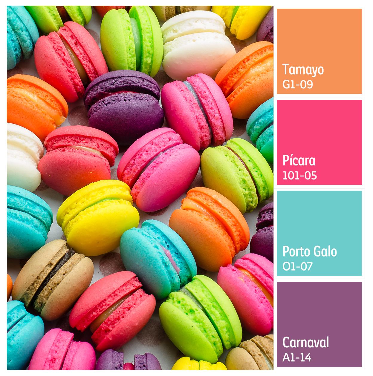 Deliciosos Colores Macaroon Wallpaper Food Wallpaper Iphone Wallpaper