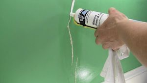How To Repair Cracks In Drywall And Plaster Plaster Repair Repairing Plaster Walls Sheetrock Repair