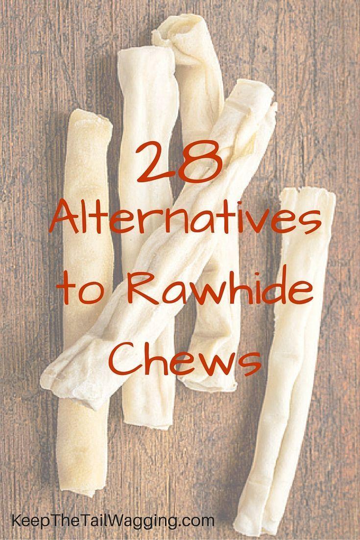 Safe Alternatives To Rawhide Chews Rawhide Chews Homemade Dog