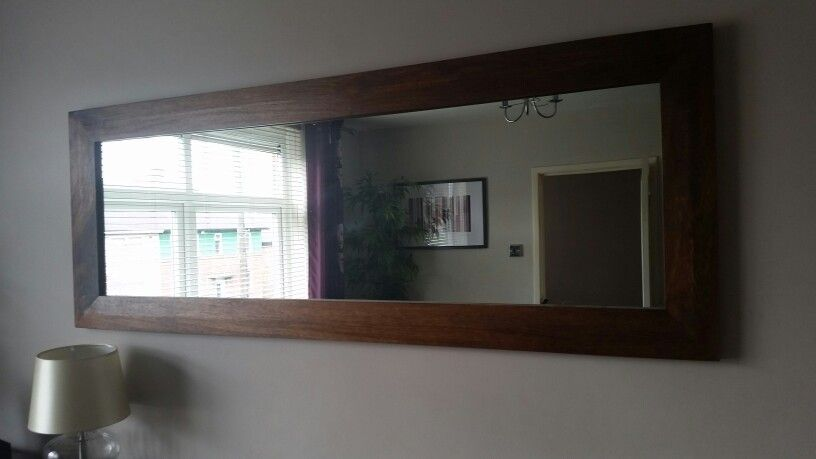 Move mirror to hall.