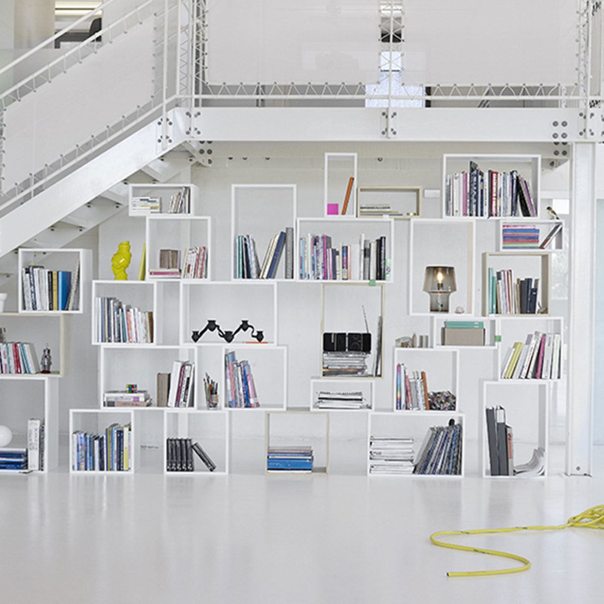 The Stacked Shelfing System Is A Modular, Innovative Shelving Solution  Designed By Muuto To Meet