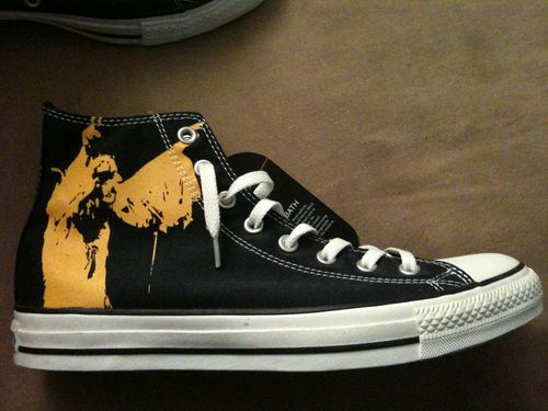 7e26274bc2d2 Black Sabbath Vol 4 Converse Chuck Taylor All Star RARE