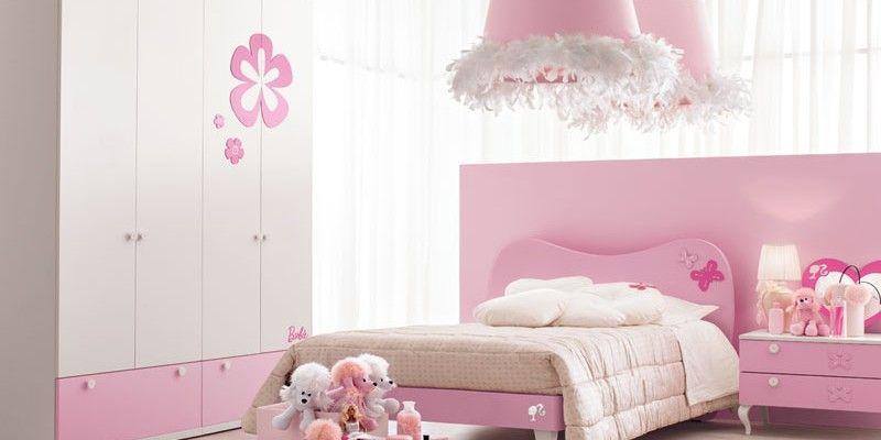 Composiciones para cuarto de ni a barbie atena 120 for Armario habitacion nina