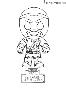 Fortnite Coloring Pages Coloriage Minecraft Livre De Couleur