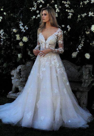 eveofmiladyweddingdresses #modestweddingdresses #westernweddingdresses #princess …