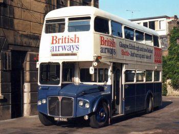 Aec Routemaster Rma Park Royal H43 24f 1966 67 London
