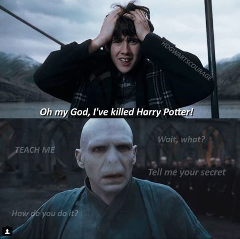 Photo of 17 Riddikulous Harry Potter Memes That'll Right Your Rons