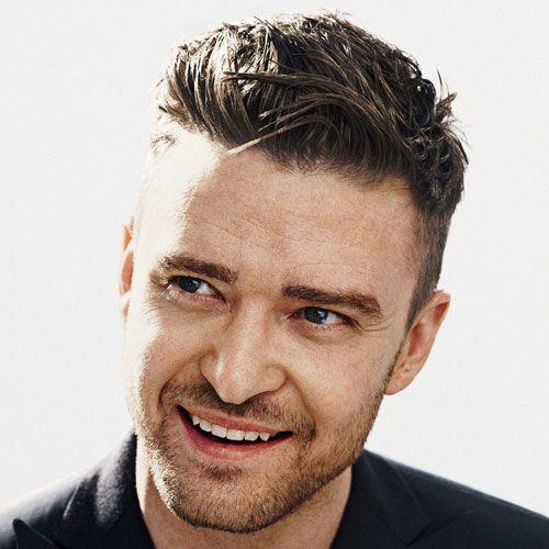 Justin Timberlake Undercut Frisur Mann Stil Pinterest Justin