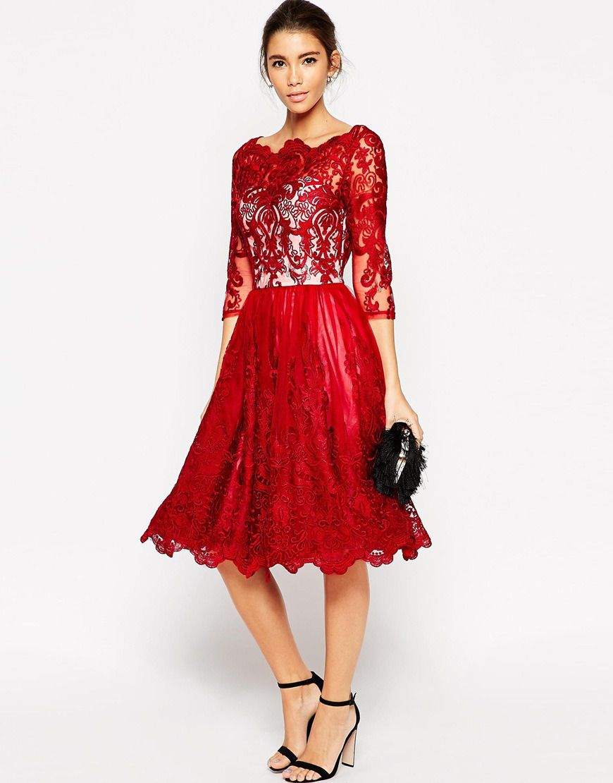 20 perfect wedding guest styleschi chi london  lace