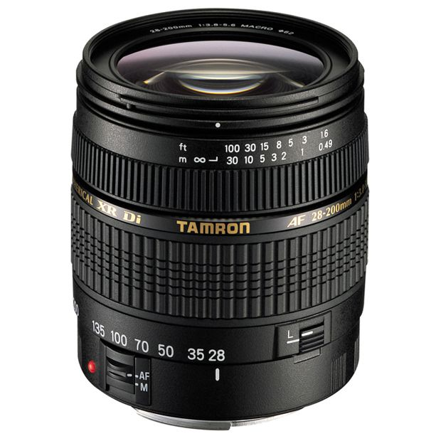 Tamron 28 200 F 3 8 5 6 Di Super Zoom Lens For Full Frame And Cropped Sensor Dslr Camera Available For Canon Nikon Sony And Pen Tamron Zoom Lens Dslr Camera