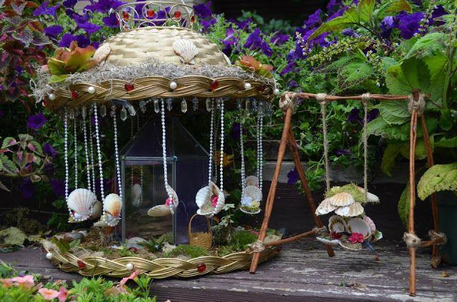The Opposite Of Irony Fairy House, Diy Miniature Fairy Garden Furniture