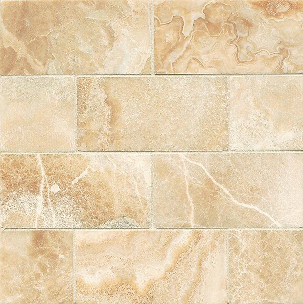 Manisa Cream White Onyx Tile Onxmancrm0306p Bedrosians Stone