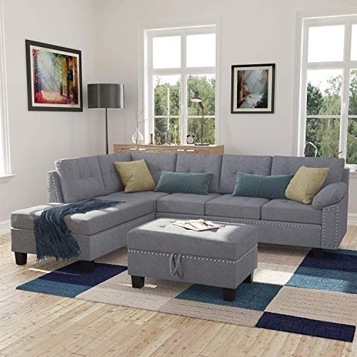 Enjoy exclusive for Harper&Bright Designs Sectional Sofa ...