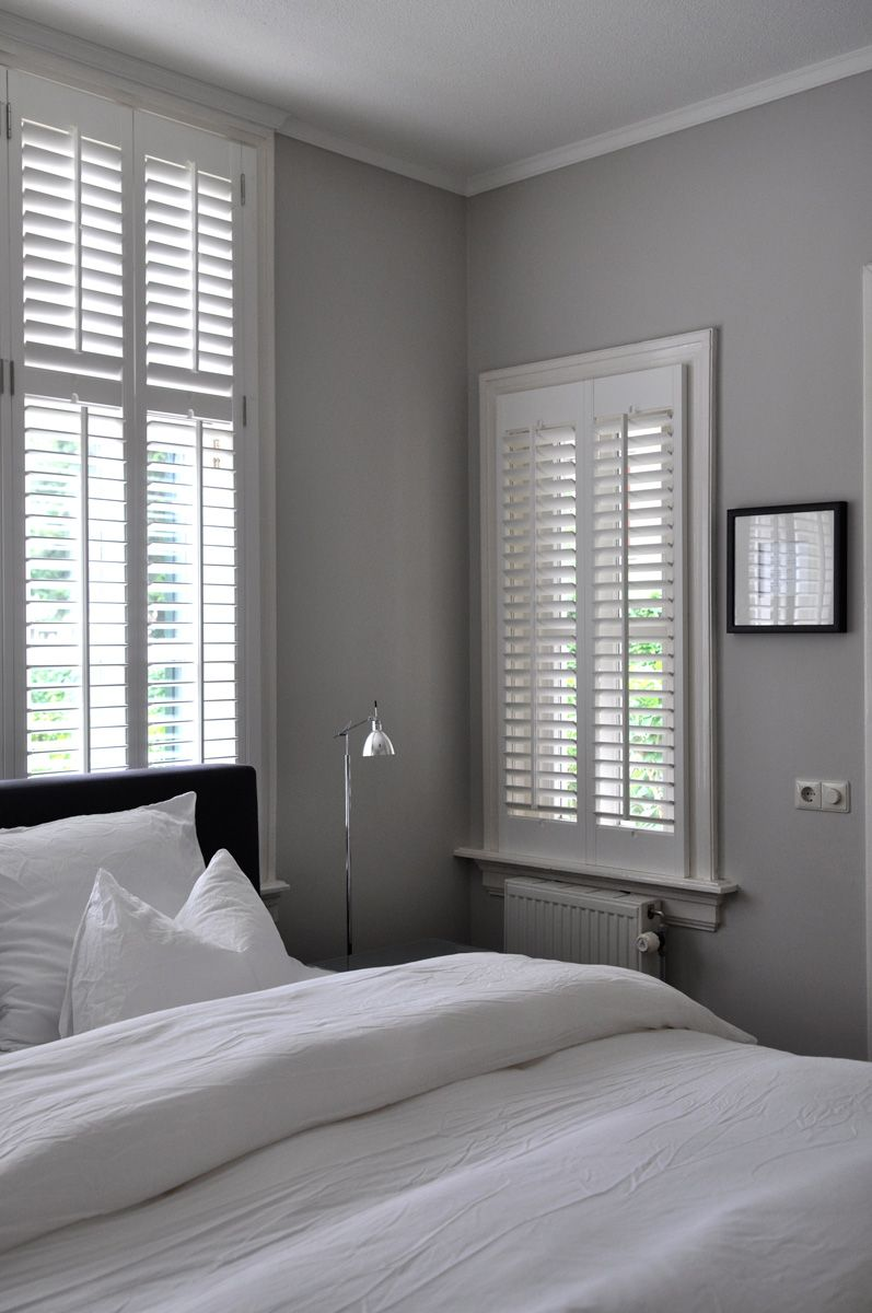 Slaapkamer - schutters | Schutters | Pinterest | Bedrooms, Window ...
