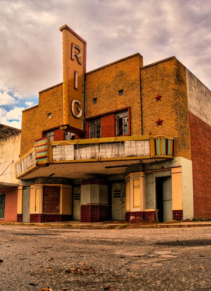 We Dare You To Take This Road Trip To Texas' Most Abandoned Places