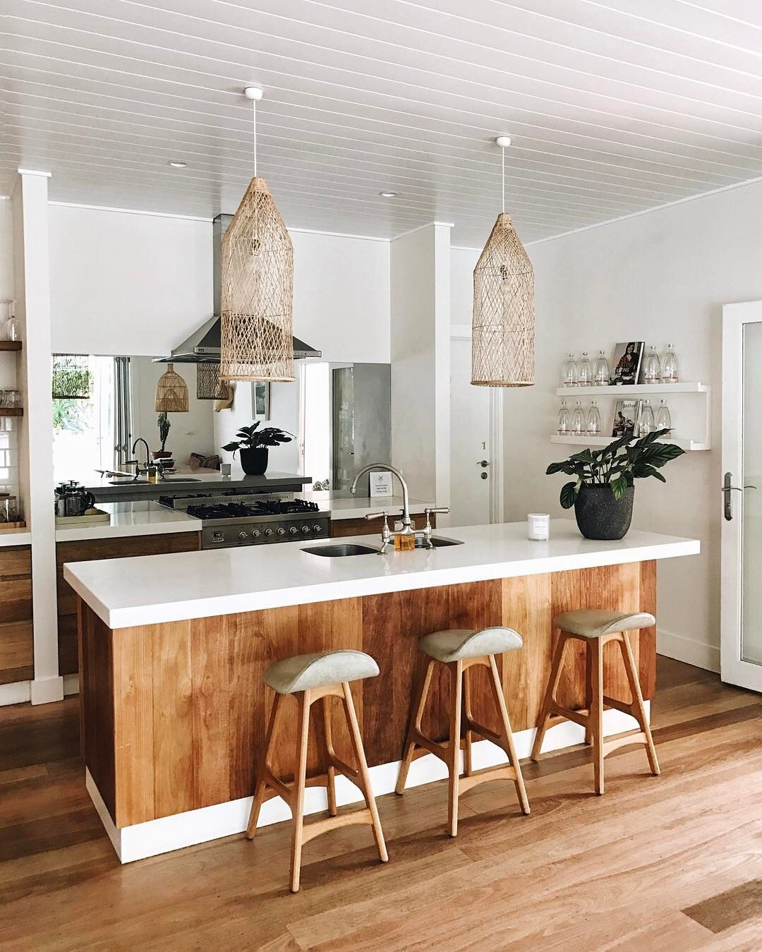 Immaculate interiors at the Atlantic Byron Bay, via Live Like it\'s ...