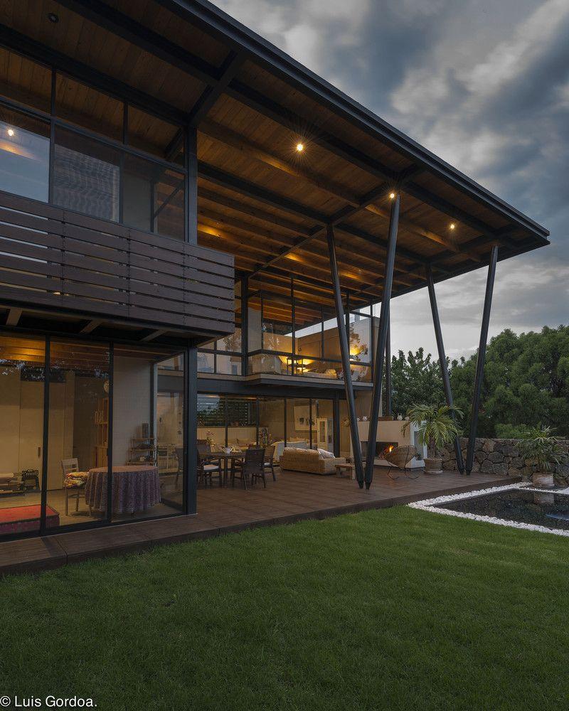 Galería De Casa Ajusco / Arquitectura Alternativa