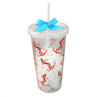 Insulated Anchor Tumbler with Monogram