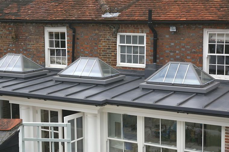 Zinc Flat Roof Google Search Zinc Roof Cottage