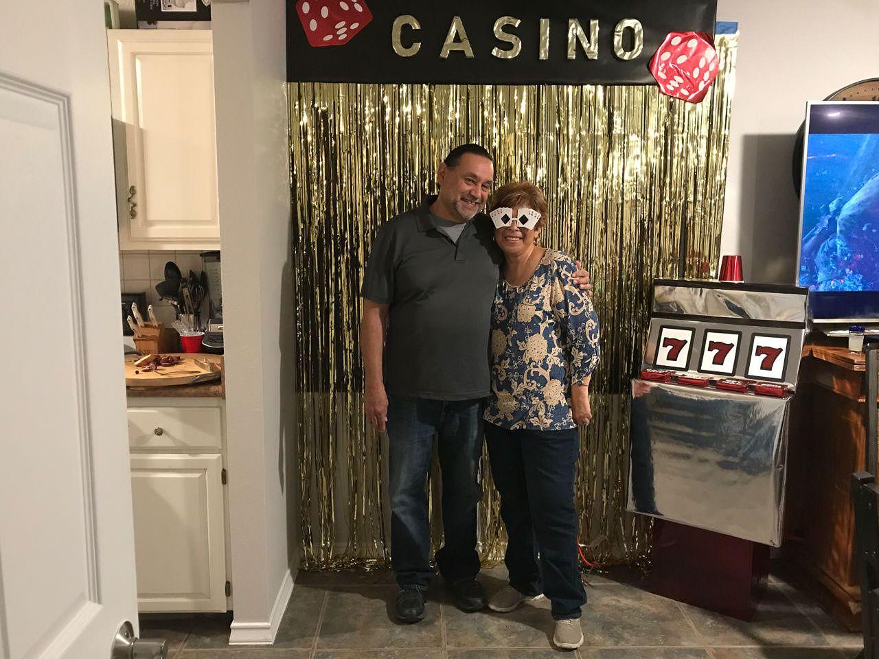 Casino party ideas marisas 27th birthday party