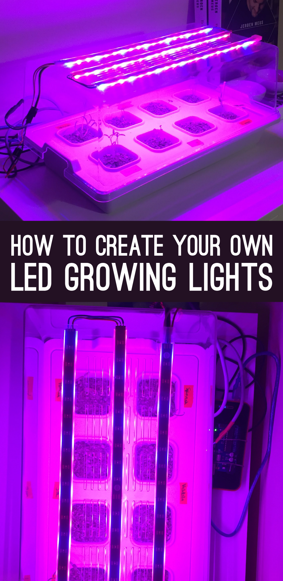 Make Your Own Led Growing Light With Arduino And Ws2812b