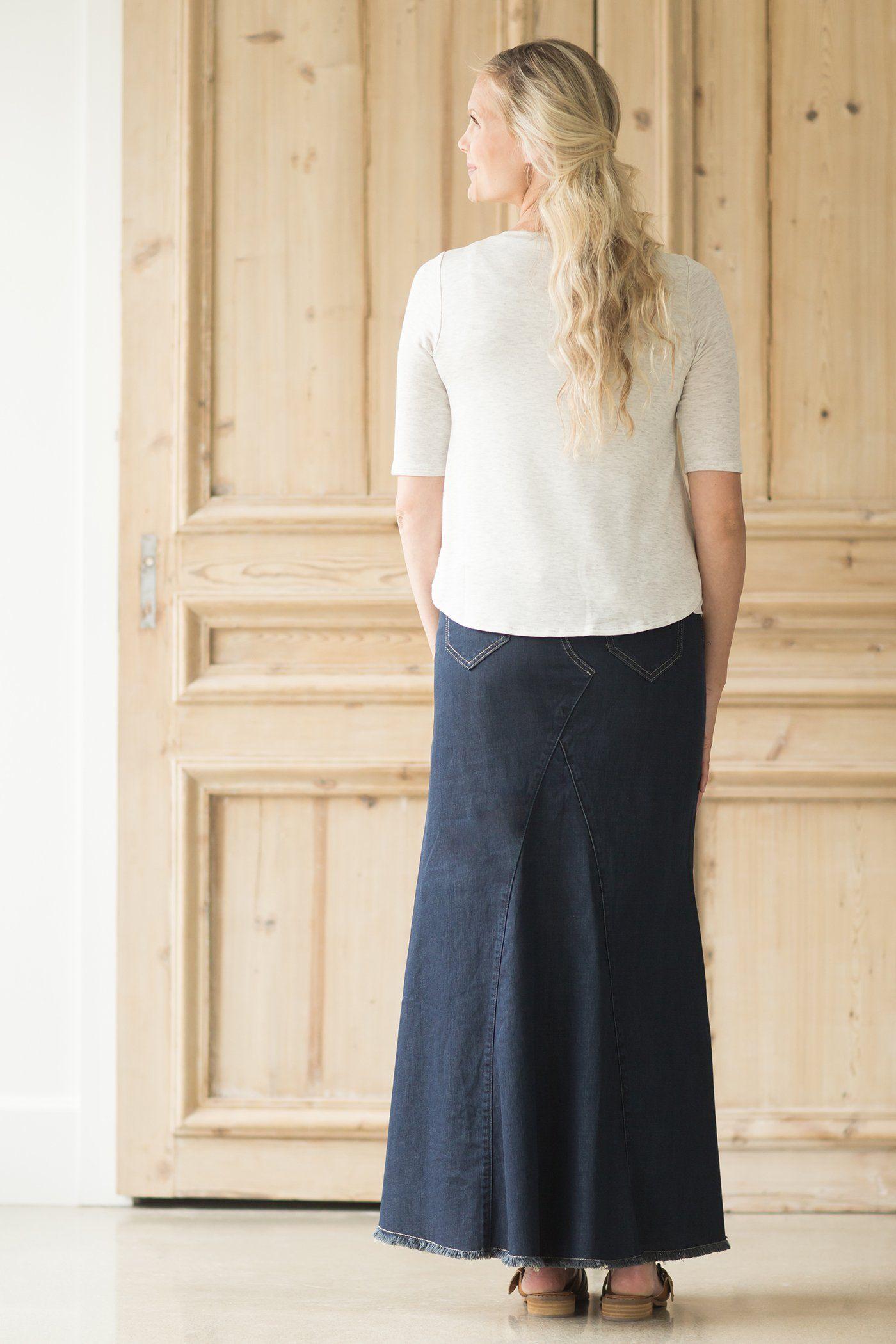 a60b9949ffc37 Maternity Skirts Long – DACC