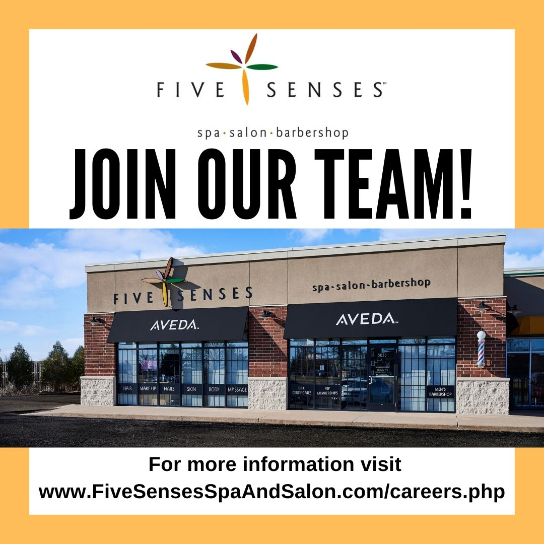 Join our #fivesenses team! We're looking for dedicated and ...