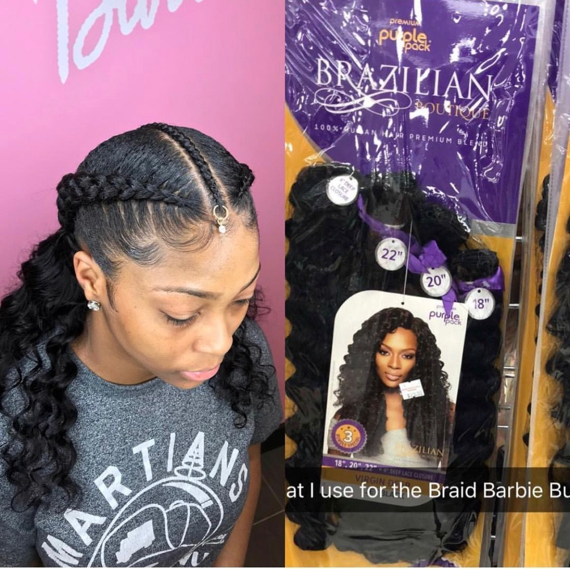 I Talia Follow Me To See Fashion Tips Tricks And Much More Insta Thtshanteee Sc Lad Hair Styles Womens Hairstyles Braided Hairstyles For Black Women