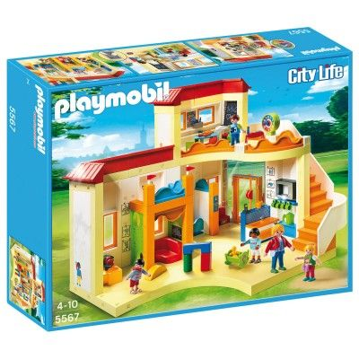 3000 Playmobil 5567 : Garderie - Playmobil-5567