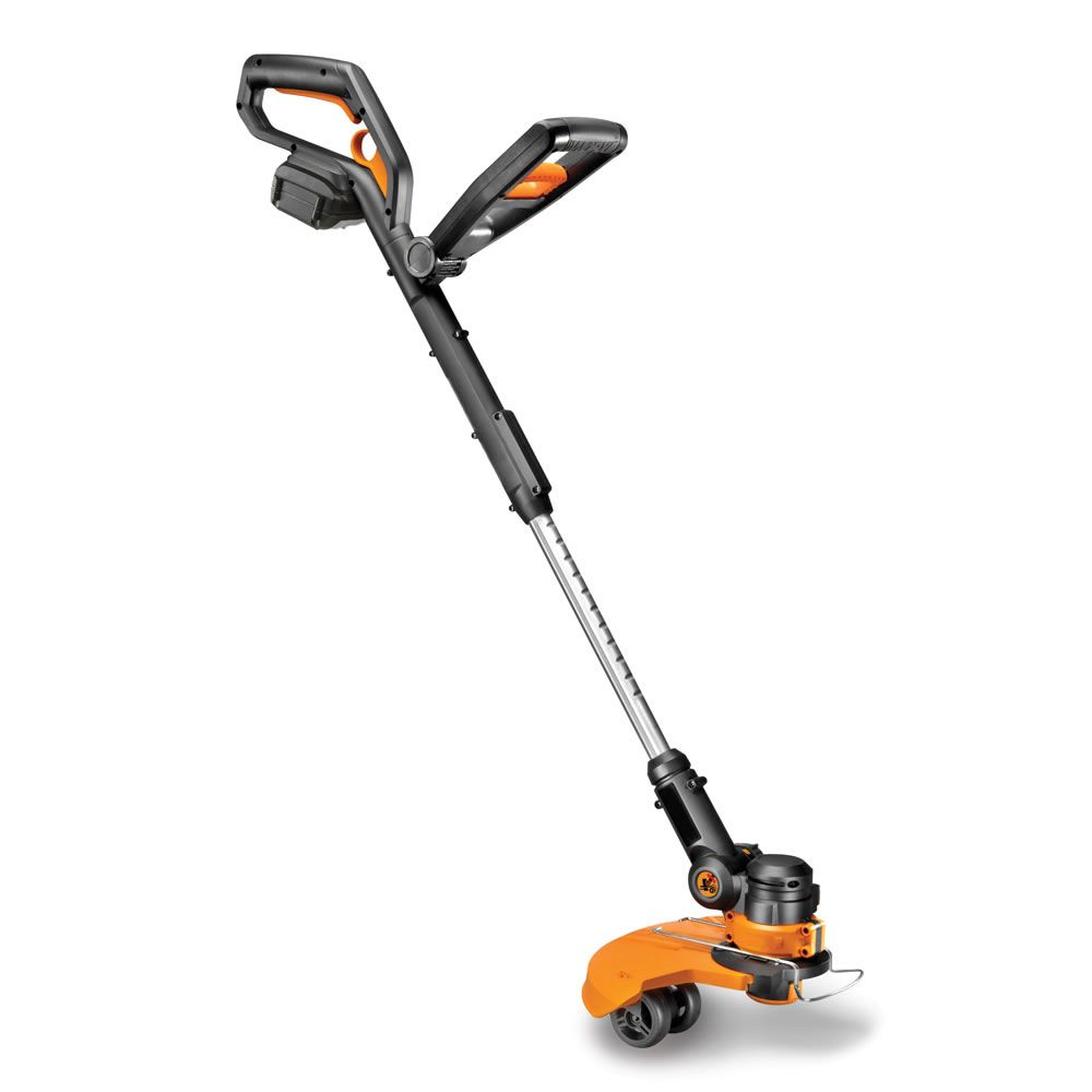 This Rechargeable Grass Trimmer Earned The Best Rating From The Hammacher Schlemmer Institute Because Of Its Powerful P Hammacher Hammacher Schlemmer Trimmers