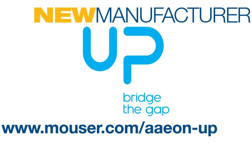 Mouser Electronics and AAEON Technology Sign Global Agreement to