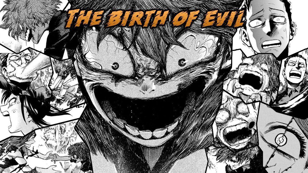 Hero Society is The Greatest Villain | My Hero Academia Chapter 236