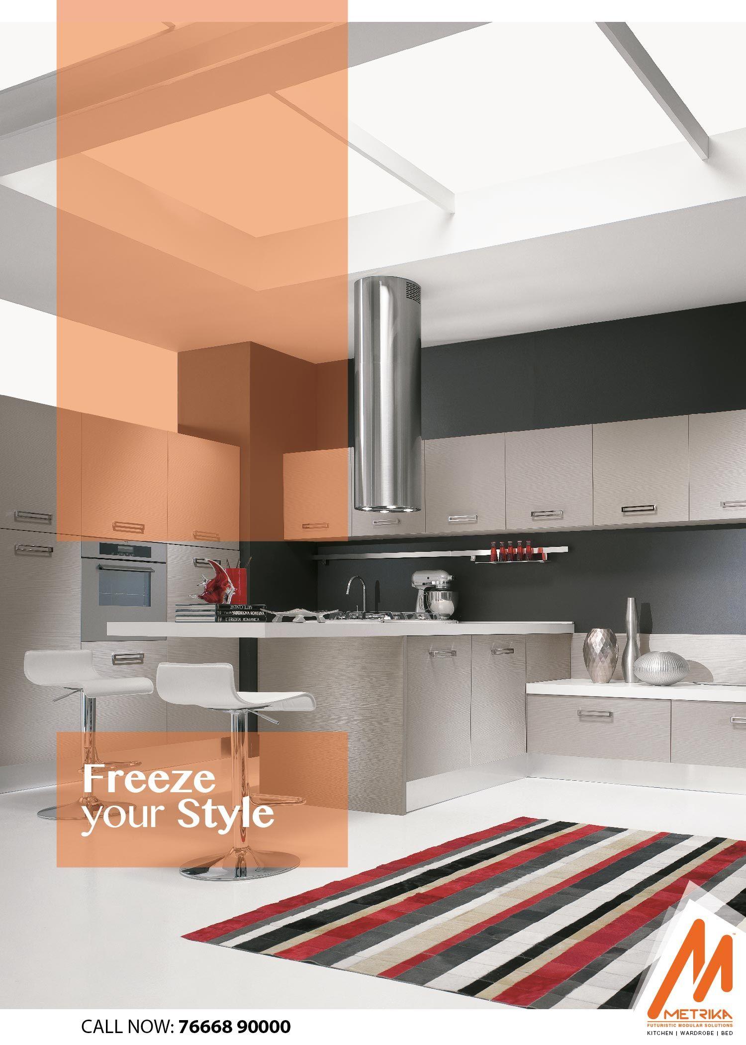 Freeze Your Style.👈 Now Metrika At Your Doorstep!! ➡ Book Your ...
