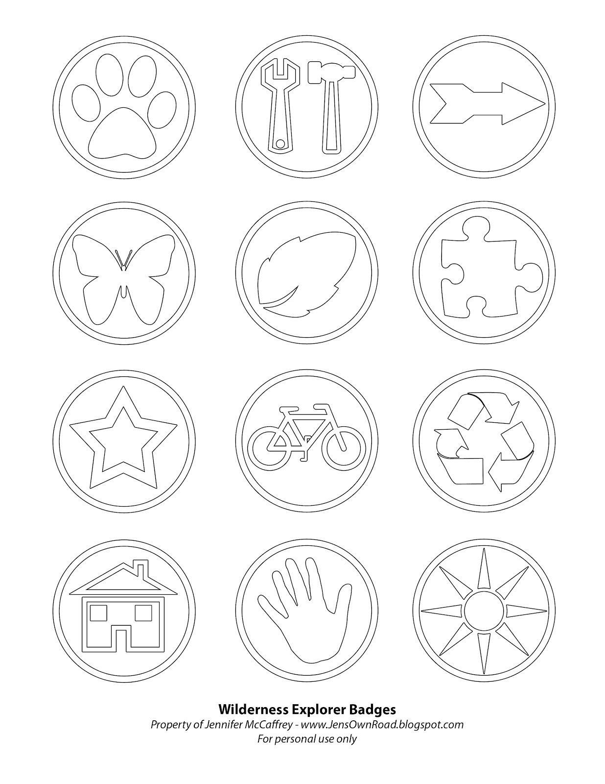 Google themes explorer - Wilderness Explorer Badges_labeled Jpg Google Drive