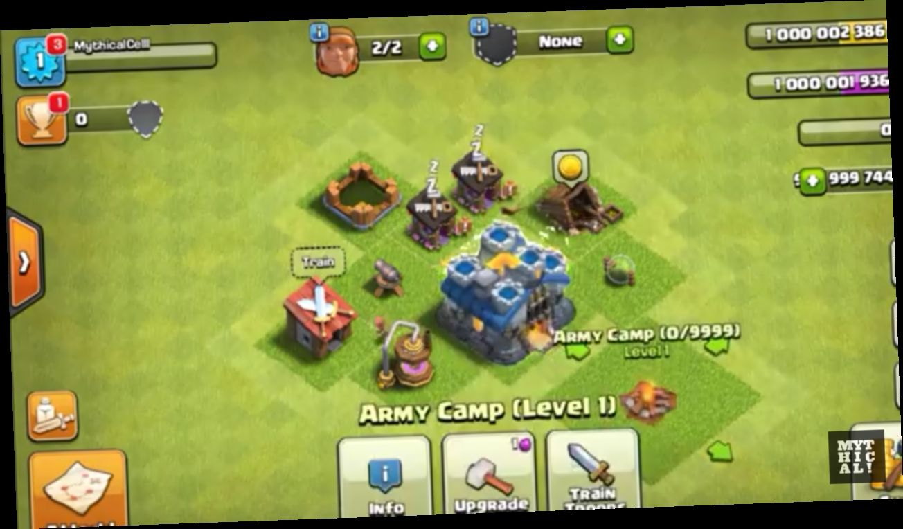 clash of clans hack town hall 12 in 2020 Clash of clans