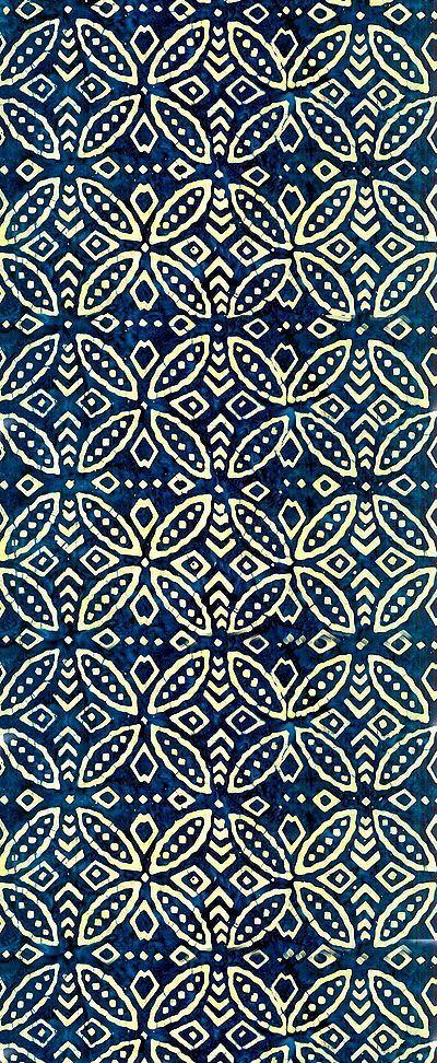 Intricate Designs: Indonesian Craft Textiles