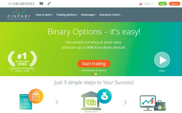 Binary options site for sales scripts