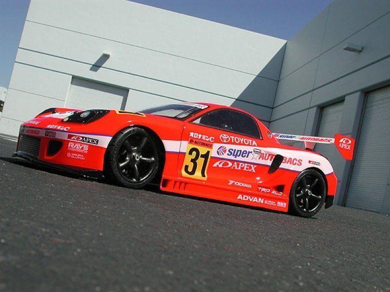 Toyota Mr S Gt 1 10 Nitro Rc Drift Car 60 Mph 2 Speed Rtr Custom