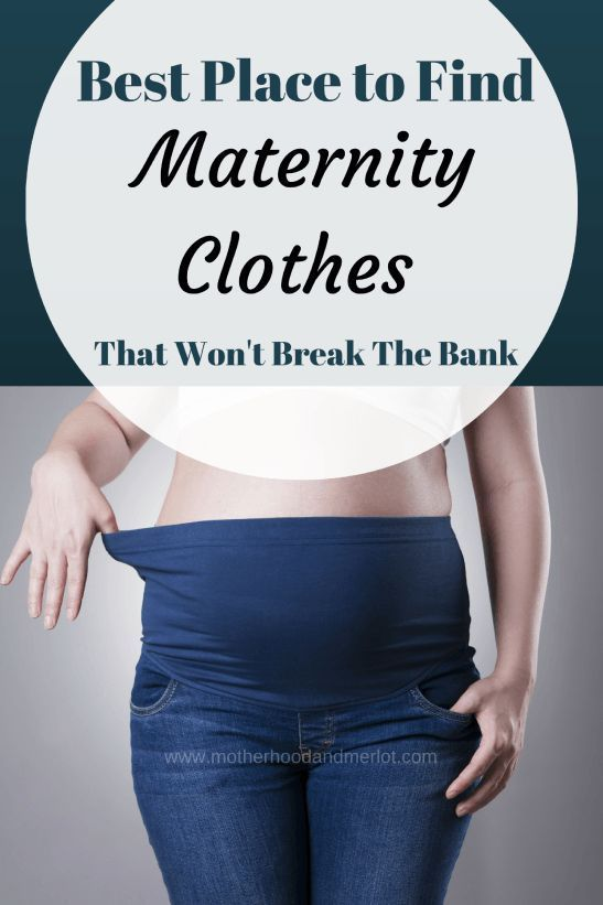 9 Best Places To Buy Trendy Maternity Clothes You'll Absolutely ...