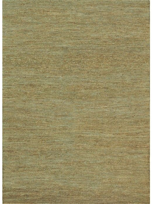This Turin Slate Collection rug (TU-01) is manufactured by Loloi. Woven all natural jute in a solid earthy color palette.